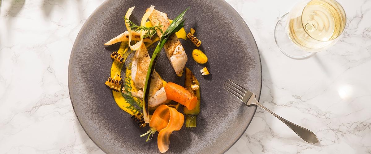 Roast chicken & carrot
