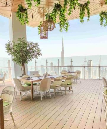 Dubai restaurant scene